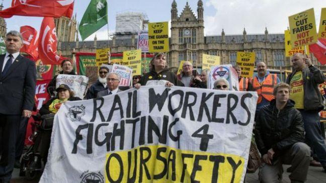 railstrike